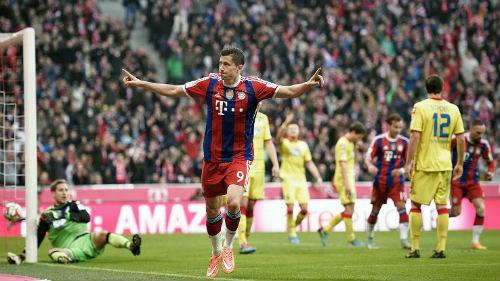 Bayern - Hoffenheim: Sức mạnh hủy diệt - 1