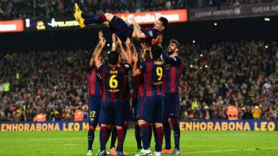 TRỰC TIẾP Barca - Sevilla: Chiến thắng oanh liệt (KT) - 5