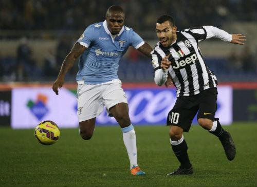 Lazio - Juventus: Choáng váng - 1