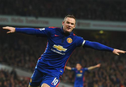 """Rooney """"nổ"""" tưng bừng, Wenger chưa khuất phục - 2"""
