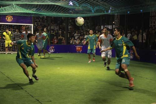 Giải bóng đá đường phố ở Đà Nẵng: HINO FC lên ngôi thuyết phục - 1