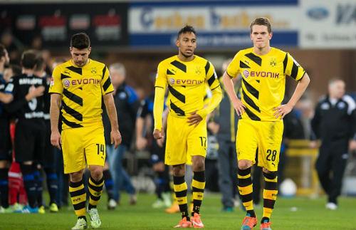 Paderborn - Dortmund: Sai lầm tai hại - 1