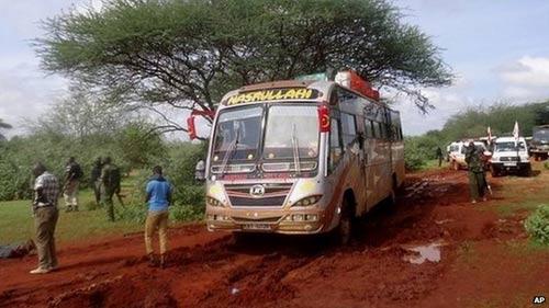 Kenya: Phiến quân điên cuồng hành quyết  người vô tội - 1