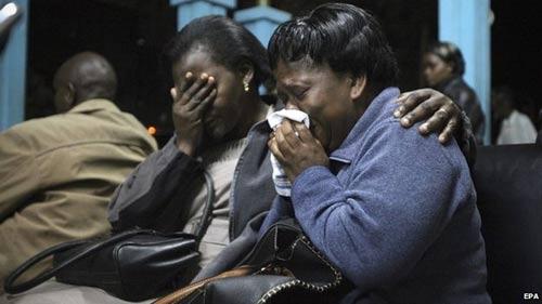 Kenya: Phiến quân điên cuồng hành quyết  người vô tội - 2