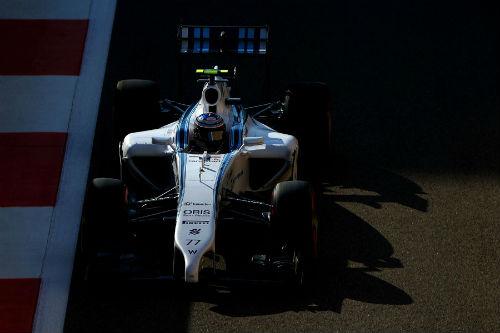 F1 - Phân hạng Abu Dhabi: Rosberg nuôi hy vọng - 2