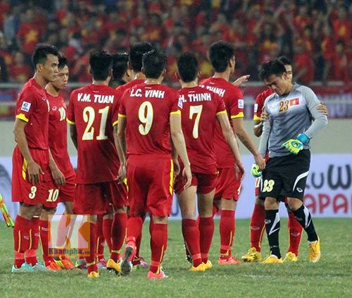 Đội tuyển Việt Nam: Khôn chưa đến trẻ… - 1