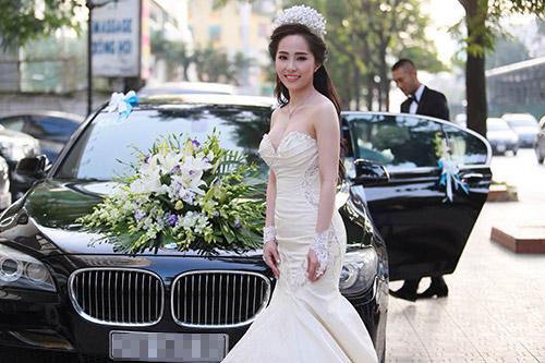 Quỳnh Nga, Doãn Tuấn rạng rỡ trong ngày cưới - 2