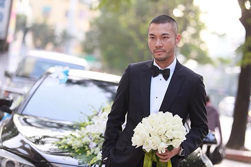 Quỳnh Nga, Doãn Tuấn rạng rỡ trong ngày cưới - 3