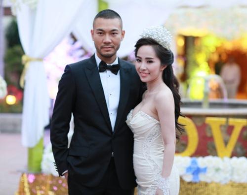 Quỳnh Nga, Doãn Tuấn rạng rỡ trong ngày cưới - 4