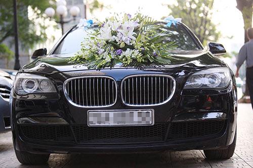 Quỳnh Nga, Doãn Tuấn rạng rỡ trong ngày cưới - 8
