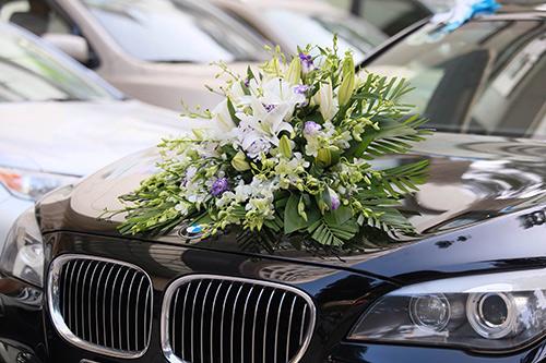 Quỳnh Nga, Doãn Tuấn rạng rỡ trong ngày cưới - 7