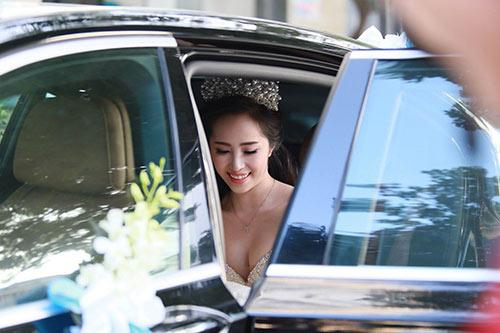 Quỳnh Nga, Doãn Tuấn rạng rỡ trong ngày cưới - 6