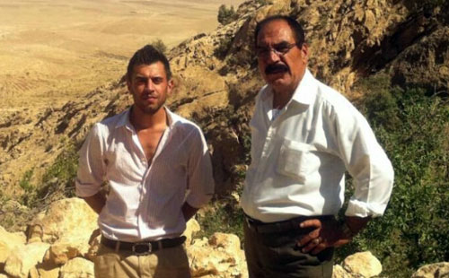 Bỏ cuộc sống yên ổn, cha con người Đức tới Iraq chống IS - 2