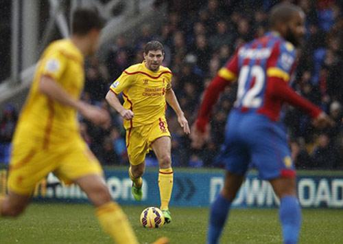 C.Palace - Liverpool: Ngược dòng quả cảm - 1