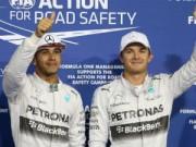 F1 - Phân hạng Abu Dhabi: Rosberg nuôi hy vọng