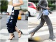 Quyền lực của những đôi giày quai mảnh