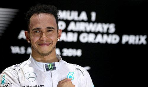 F1: Hamilton vỡ òa cảm xúc ngày vô địch thế giới - 9
