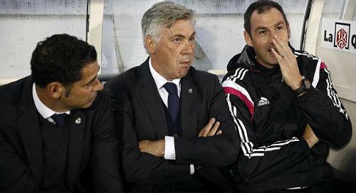 Đại thắng cùng Real, Ancelotti vượt mặt Mourinho - 1