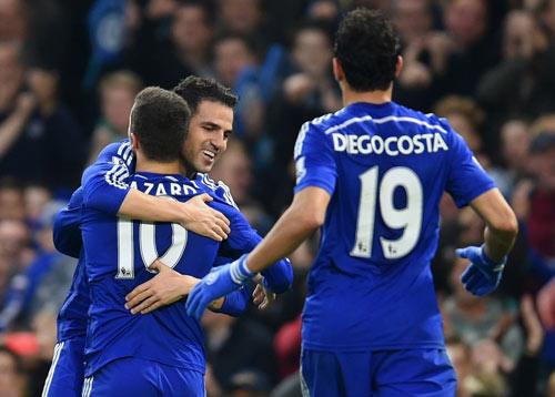 """Chelsea """"cô đơn"""" trên đỉnh: Đơn giản là quá hay! - 1"""