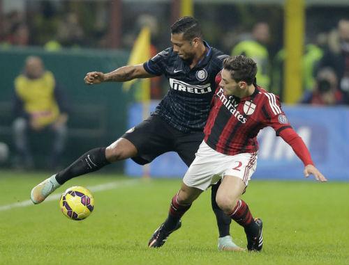 Milan - Inter: Đúng chất Derby - 1