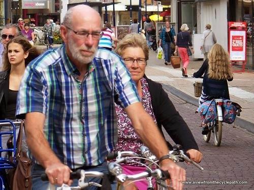"""Thú vị """"Vương quốc xe đạp"""" ở Hà Lan - 3"""