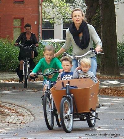 """Thú vị """"Vương quốc xe đạp"""" ở Hà Lan - 5"""