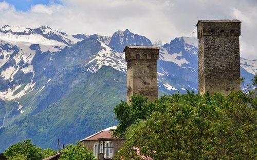 Thăm ngôi làng của những tháp đá nghìn năm tuổi - 4