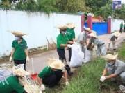 Ajinomoto hành động vì môi trường