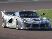 Siêu xe LaFerrari XX tiếp tục lộ ảnh thử nghiệm