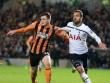 Hull City - Tottenham: Chiếc thẻ đỏ bước ngoặt