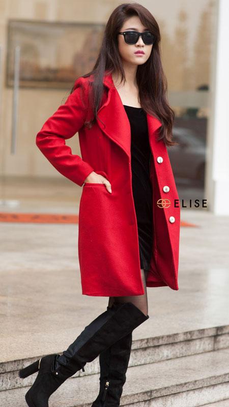 Chọn áo khoác xuống phố mùa đông - 5
