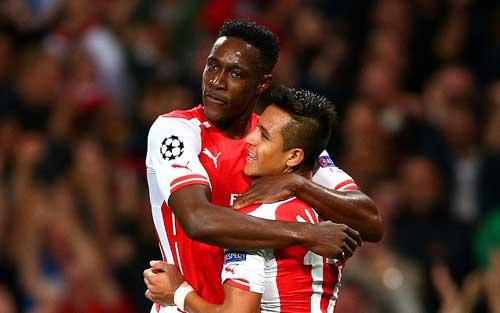 Arsenal - Dortmund: Cứu vớt niềm tin - 1