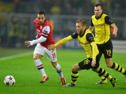 Arsenal - Dortmund: Cứu vớt niềm tin - 2