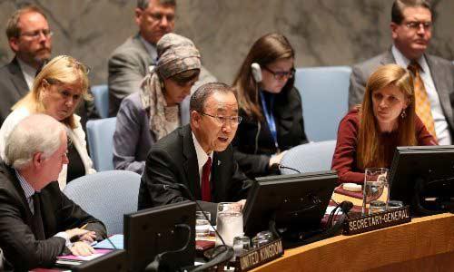 Liên Hợp Quốc không đạt mục tiêu đẩy lùi đại dịch Ebola - 1