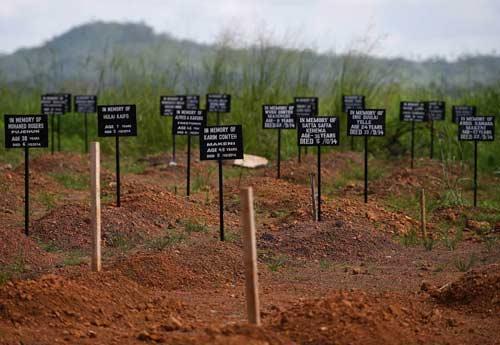 Liên Hợp Quốc không đạt mục tiêu đẩy lùi đại dịch Ebola - 2