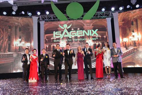 Tập đoàn Isagenix International chính thức khai trương tại Việt Nam - 3
