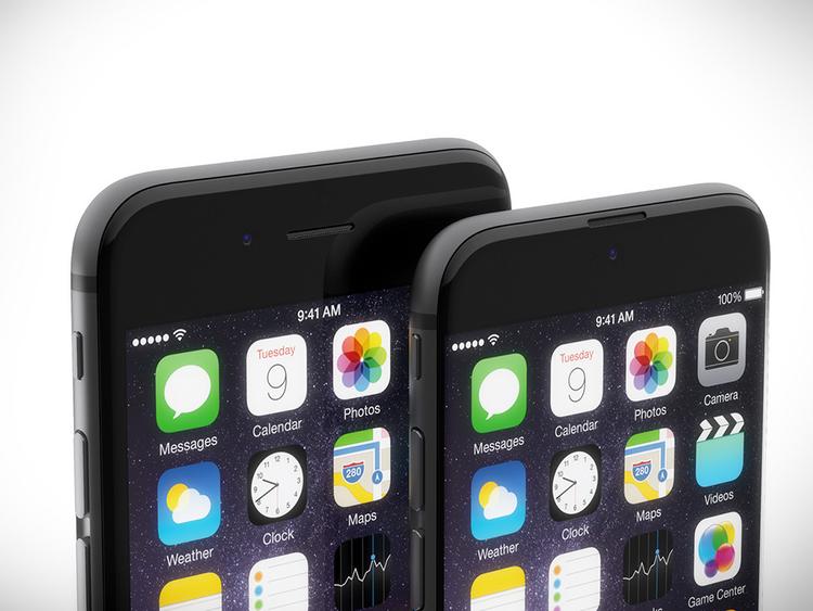iPhone 7 concept với nút Home nằm trên màn hình cảm ứng - 7