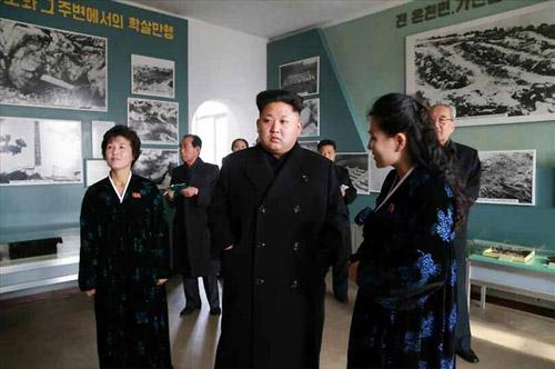 """Kim Jong-un kêu gọi người dân """"tổng lực chống Mỹ"""" - 1"""