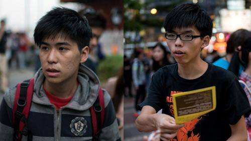 Lãnh đạo biểu tình Hong Kong bị cảnh sát bắt giữ - 1