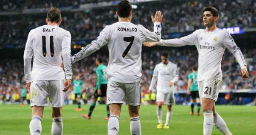 Basel - Real: Thời cơ của Ronaldo - 1