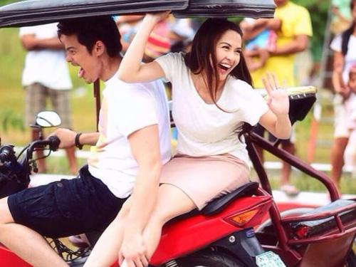 Mỹ nữ đẹp nhất Philippines sẽ được đón dâu bằng xe cũ - 1