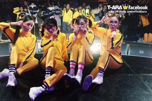 T-ara đại náo sân khấu với bản hit gần 8 triệu lượt xem - 2