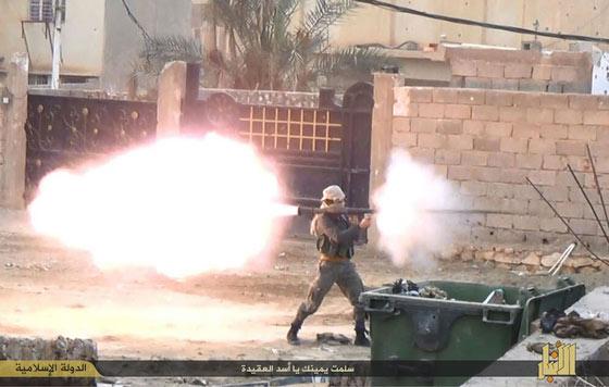 Thành phố trọng yếu của Iraq sắp rơi vào tay IS - 3
