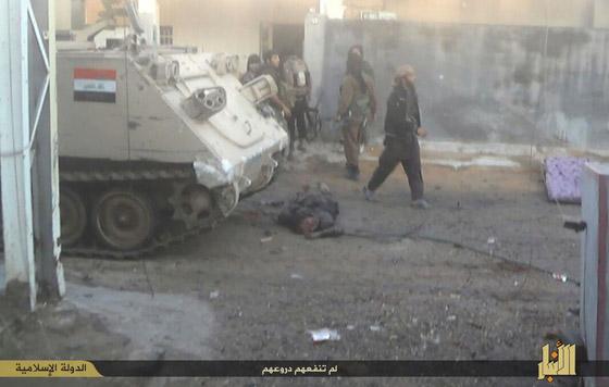 Thành phố trọng yếu của Iraq sắp rơi vào tay IS - 5