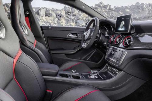 Mercedes-Benz CLA và CLA 45 AMG Shooting Brake lộ diện - 11
