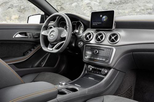 Mercedes-Benz CLA và CLA 45 AMG Shooting Brake lộ diện - 12