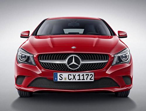 Mercedes-Benz CLA và CLA 45 AMG Shooting Brake lộ diện - 7