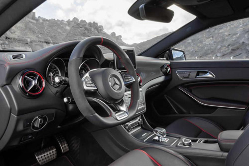 Mercedes-Benz CLA và CLA 45 AMG Shooting Brake lộ diện - 10