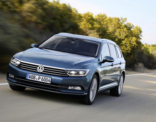 Volkswagen Passat 2015 đầu tiên đến tay khách hàng - 5
