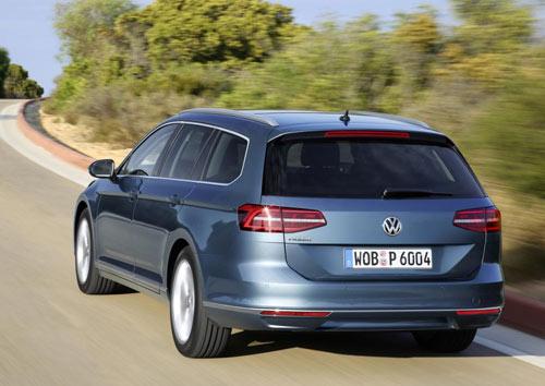 Volkswagen Passat 2015 đầu tiên đến tay khách hàng - 6